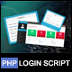 Angry Frog PHP Login Script - CodeCanyon Item for Sale