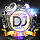 DJ Battle Flyer Template - GraphicRiver Item for Sale