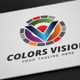 Colors Vision Logo - GraphicRiver Item for Sale