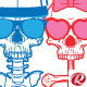 Skull Couple Set - GraphicRiver Item for Sale