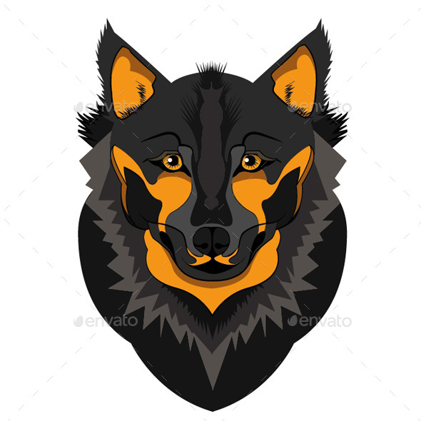 GraphicRiver Wolf 9142535