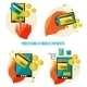 Processing of Mobile Payments - GraphicRiver Item for Sale