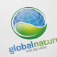 Global Nature - Logo Template - GraphicRiver Item for Sale