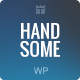 Handsome | Responsive Influential WordPress Theme