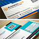 Corporate Business Card Bundle 07 - GraphicRiver Item for Sale