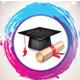 Graduation Announcement Ceremony - GraphicRiver Item for Sale
