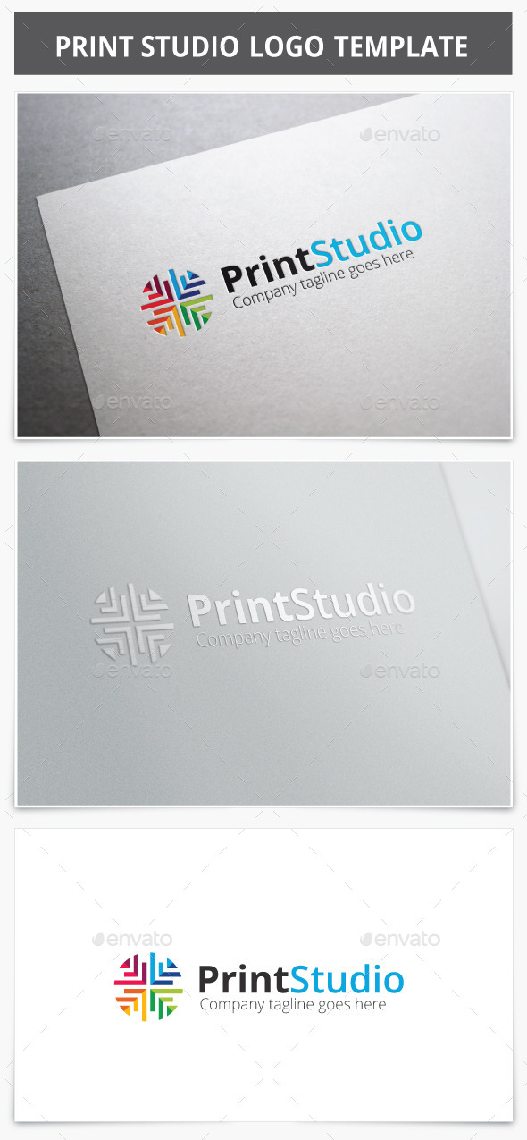 GraphicRiver Print Studio Logo 9229811