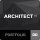 The Architect v2 - WordPress Theme for Architects - ThemeForest Item for Sale
