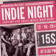 Indie Night Volume 2 - GraphicRiver Item for Sale