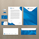 Blue Corporate Stationary Pack - GraphicRiver Item for Sale