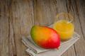 Fresh mango juice - PhotoDune Item for Sale