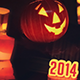 Halloween Timeline - GraphicRiver Item for Sale