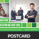 Ultimate Multiuse Business Postcard  - GraphicRiver Item for Sale