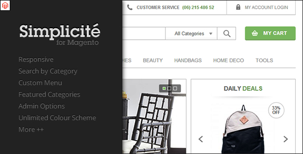 Kucci - Responsive CS-Cart Theme