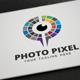 Photo Pixel Logo - GraphicRiver Item for Sale