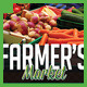 Farmer's Market Commerce Flyer - GraphicRiver Item for Sale
