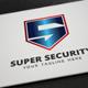 Super Security Logo - GraphicRiver Item for Sale