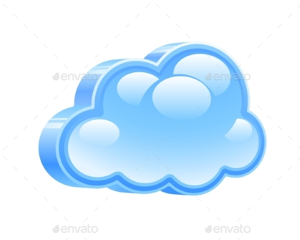 GraphicRiver Vector Clouds 9234346