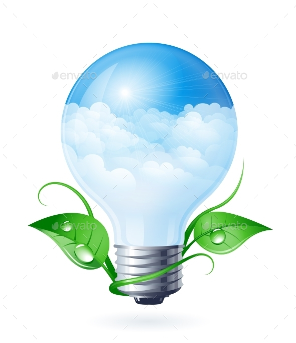GraphicRiver Green Energy 9234408