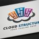 Cloud Structure Logo - GraphicRiver Item for Sale