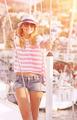 Enjoying luxury summer vacation - PhotoDune Item for Sale