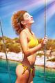 Sexy model enjoying sunny day - PhotoDune Item for Sale