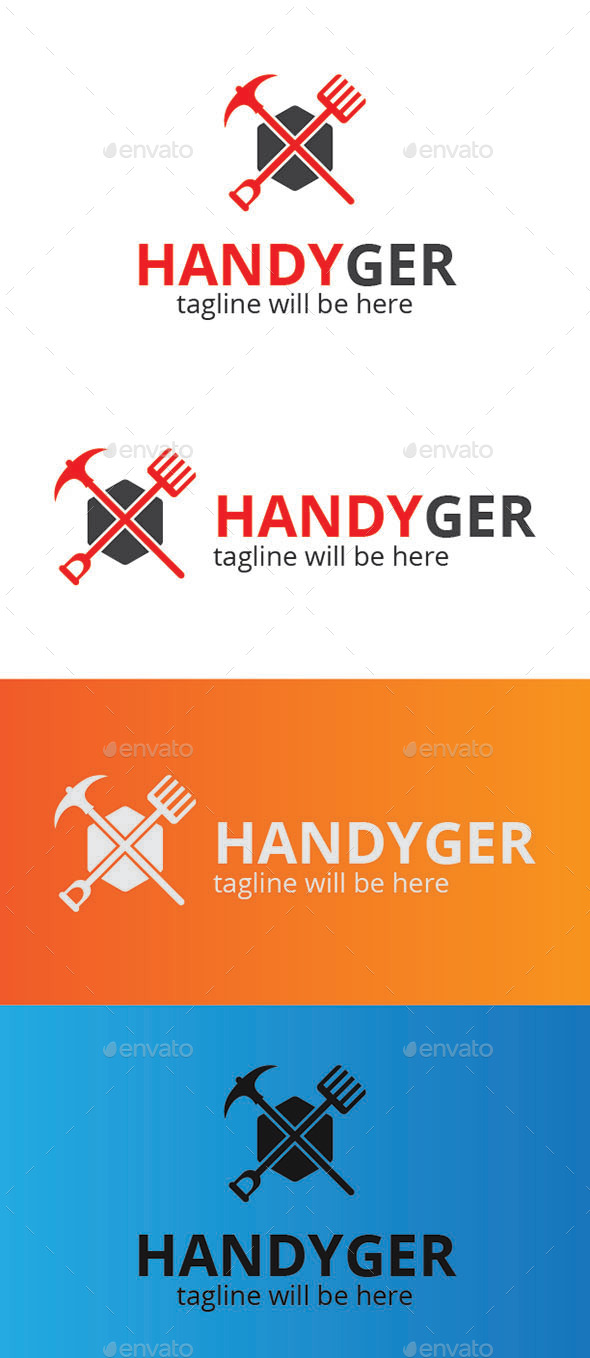GraphicRiver Handy Ger 9235135