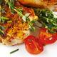 Fresh roasted pork meat steaks - PhotoDune Item for Sale