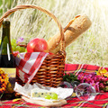 Picnic outdoors - PhotoDune Item for Sale