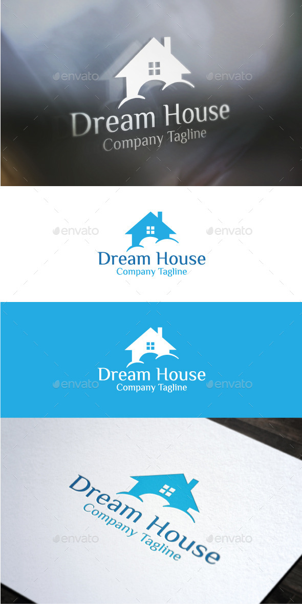 GraphicRiver Dream House 9235333