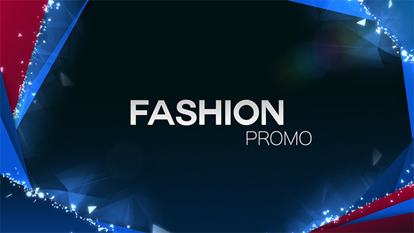 After Effects Project Videohive Fashion Promo 9235638