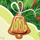 Card of Xmas Gingerbread Cookies - GraphicRiver Item for Sale