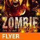 Zombie Night-v02 - GraphicRiver Item for Sale