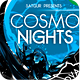 Cosmo Nights Party Flyer - GraphicRiver Item for Sale