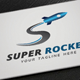 Super Rocket Logo - GraphicRiver Item for Sale