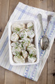 cooked baby potato with chives - PhotoDune Item for Sale