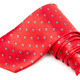 red, checked tie - PhotoDune Item for Sale