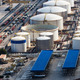 oil reservoir in seaport - PhotoDune Item for Sale