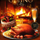 Thanksgiving Day Flyer Template  - GraphicRiver Item for Sale