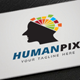 Humanpix Logo - GraphicRiver Item for Sale