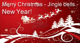 Christmas - New Year - Jingle bells