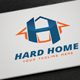 Hard Home Logo - GraphicRiver Item for Sale