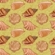 Seamless Background, Seashells - GraphicRiver Item for Sale