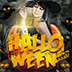 Halloween Party Flyer-Vol 2 - GraphicRiver Item for Sale