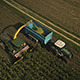Harvester Flyby - VideoHive Item for Sale