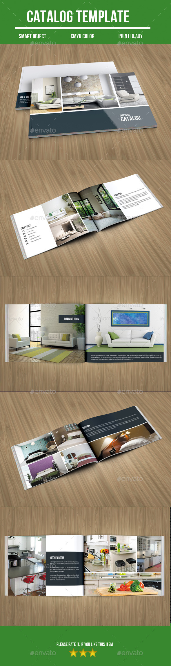 GraphicRiver Interior Catalog 9241699