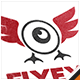 Fly Eye Logo - GraphicRiver Item for Sale