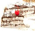 cake on white - PhotoDune Item for Sale