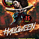 Halloween Party Flyer VI - GraphicRiver Item for Sale
