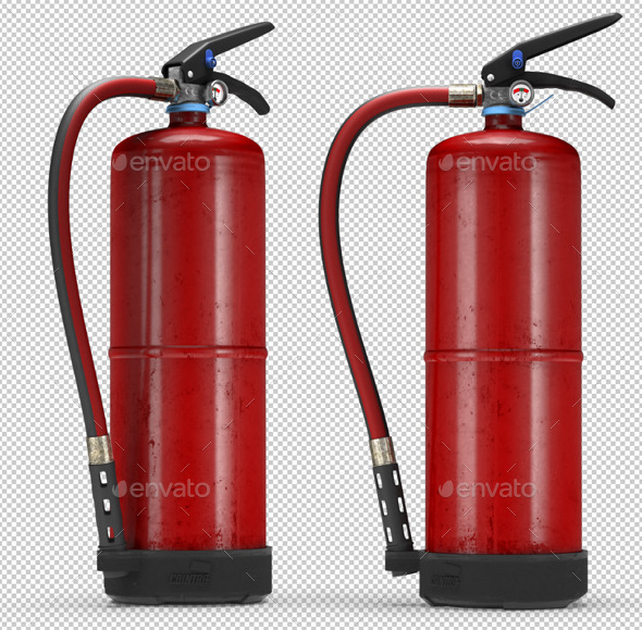 GraphicRiver Fire Extinguisher 9242879
